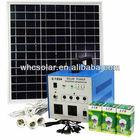 Solar Power System 350W, Solar Generator 220V Output