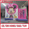 Hot selling most popular cartoon inflatable combo,inflatable products