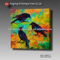 Las aves decoración lienzo de la imagen, caliente- la venta hecha a mano aceite de pinturas, mhf-13080177