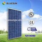 High efficient best quality bluesun poly 400 watt solar panel