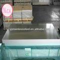 De alimentação de alta qualidade A1050 alumínio folhas de metal