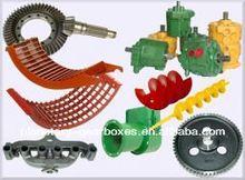 Precision Cast Iron Auto Parts