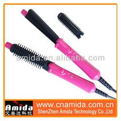 Trade Assurance, Mini Portable Ceramic Travel Hair Styler, Electric irons