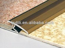Flooring accessories aluminium carpet trim