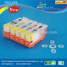 refillable cartridge for canon PGI-825/CLI-826 ink cartridge for ix6560