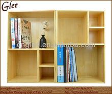 Modern Design Wooden Bookcase