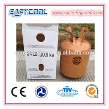 AC gas R404a, refrigerant gas r404a fo car air conditioning machine