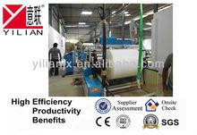 SJFM-1300 Automatic PE EVA PP plastic film extrusion laminating machine