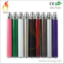 Wholesale quality ego c twist battery
