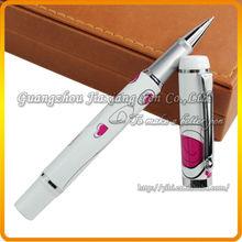 JD-C270 hot-selling smooth writing promotion logo metal gel pen