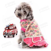 NEW Pandora-Star's flower skirt dog skirt winter dog clothes