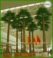 Uso interno 10m, 12m, 15m palmeiras artificiais