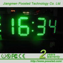 humidity time billboard screen \ humidity time display panel \ humidity time panel board