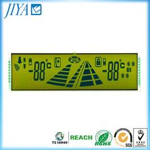 Mono segment LCD display