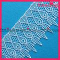 2013 tecido laço suíço do algodão renda guipure wtp-744 tecido