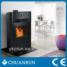Italian Design Freestanding Wood Pellet Stoves/Fireplace/Estufas/Stufe