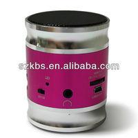 Professional Speaker Portable , Walking Mini Portable Speaker