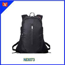 2014 Most fashionable trend school backpacks for boy,nylon black hiking backpacks, all kinds of backpacks