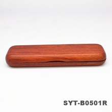 Promotional gift New Design wooden pen box case
