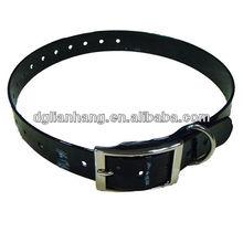Cool black TPU Remote control training dog collar