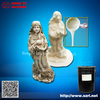 casting silicone rubber for marble sculpture mold making