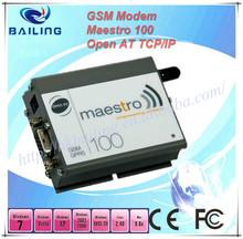 M2M RS232 serial Modem GSM GPRS GPS Modem maestro 100 wavecom gsm modem rs232