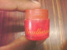 Solid Perfume Natural Javadhu fragrance Cream