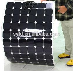Shenzhen SANYIFEIDA Sunpower flexible 12V 180W mono crystalline solar panel