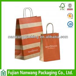 machine made paper bag, wholesale brown paper bags