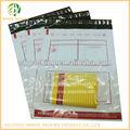 A prueba de agua postal paquetes de polietileno de alta densidad de plástico bolsas