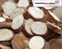 Vietnam seca yuca chips para alimentación animal