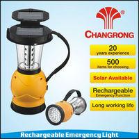 china zhejiang ningbo portable 19+24pcs led solar rechargeable lantern