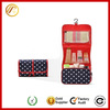 Shenzhen Foldable travel hanging toiletry bag