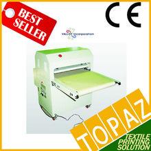 Korea Flatbed Heat Press Machine - Pneumatic presssure Type (50cm x 60cm heat plate size)