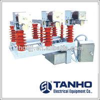 FZW32-12/T630 outdoor type medium voltage outdoor vacuum circuit breaker / vcb