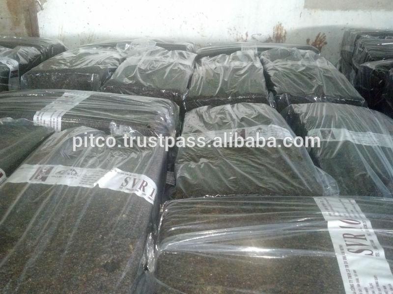 Natural Rubber SVR10, SVR3L, SVR10, SVR20, SVR CV60, RSS1, RSS3, Latex HA 60% DRC