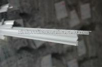 Chinese pvc extrusion profile 80 inter lock sliding door lock