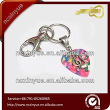 Custom high quality keyring mobile phone wholesale