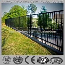National standard of plastic garden fence