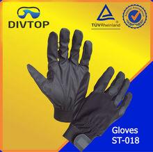Diving neoprene with PU waterproof gloves