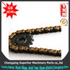 Professional produce oil pump sprocket,NX 400 FALCON 15T sprocket,420 and 428 material c45 steel sprocket