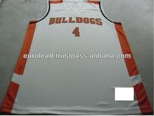 Full Custom Sublimation basketball