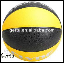 Custom logo printed basketball