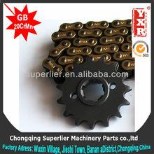 made in china axle sprocket,XLS 125 14T sprocket,forging 1045 steel steel sprocket wheel