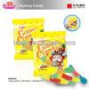 LANTOS brand 10g gummy worm candy