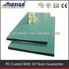 ISO/SGS certificate reynobond aluminum composite panels