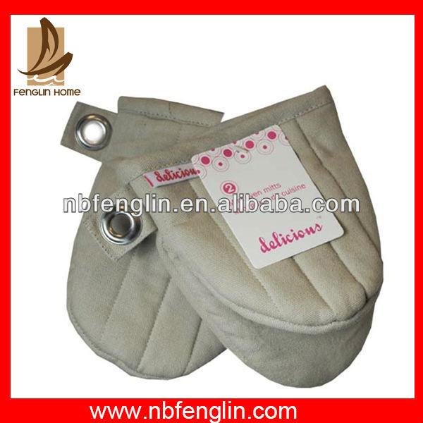 promotional mini oven mitten