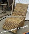 copenhaga bambu espreguiçadeira cadeira