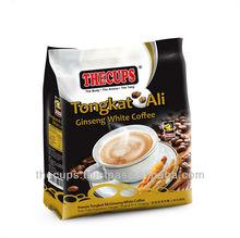 Tongkat Ali Ginseng White Coffee