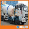 3m3 concrete mixer truck/concrete mixer truck for sale